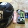 【ヘルメットのシールドクリーニング方法】シールドを綺麗にして視界も晴れやかに!
